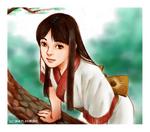 Shiroi Eiji-Nakoruru