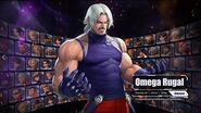 Omega Rugal - NOW AVAILABLE in The King of Fighters ALLSTAR!