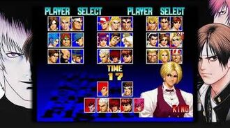 THE KING OF FIGHTERS '97 GLOBAL MATCH sergio reyes ledesma vs kim.