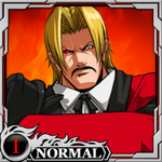 KOF X Fatal Fury-Rugal