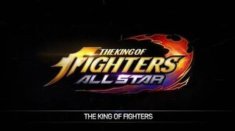 The King of Fighters ALLSTAR Story Trailer