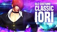 "KOF XIV - DLC COSTUME ""CLASSIC IORI"""