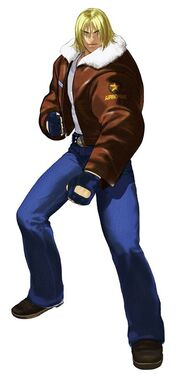 Terry Bogard (Mark Of The Wolves)