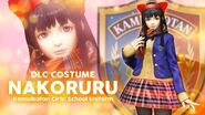 "KOF XIV - DLC COSTUME ""NAKORURU Kamuikotan Girls' School Uniform"""