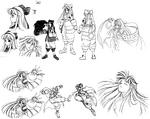SS2-Nakoruru concept art