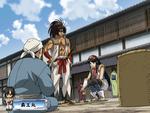 SamSho Oni-Haohmaru and Nakoruru-2