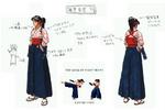 KOF99 Kasumi Concept