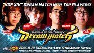 KOF XIV DREAM MATCH Program movie EN