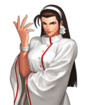 King of fighters 98 fe ol chizuru kagura by hes6789-d9c9t3p