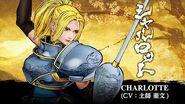 CHARLOTTE SAMURAI SHODOWN SAMURAI SPIRITS - Character Trailer (Japan Asia)