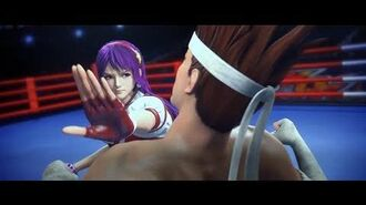 THE KING OF FIGHTERS DESTINY – Episode 11