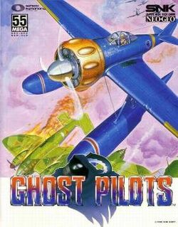 Ghost Pilots Cover