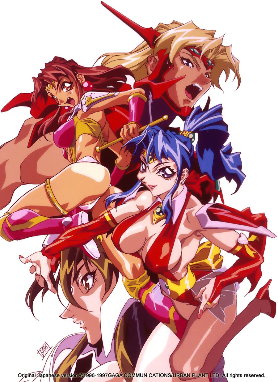 Voltage Fighter Gowcaizer Anime Snk Wiki Fandom