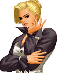 KOF96 Mature Win