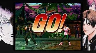 THE KING OF FIGHTERS '97 GLOBAL MATCH sergio reyes ledesma partida en linea 3