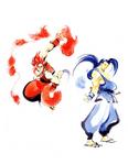 Kazama brothers-ss4-sketch