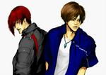 NGBC-Kyo and Iori