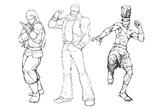 KOFXIII-Fatal Fury Team