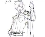 Shun'ei-winpose-sketch