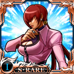 KOF X Fatal Fury-Shermie 2