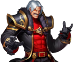King of fighters 98 um ol omega rugal by hes6789-dbw3ryu