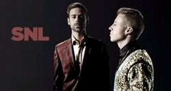 SNL Macklemore and Ryan Lewis