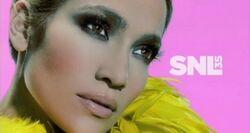 SNL Jennifer Lopez
