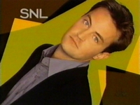 SNL Matthew Perry