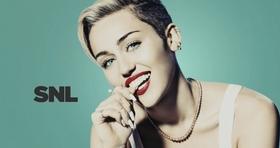 SNL Miley Cyrus