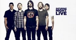Foo Fighters Snl Christmas.Foo Fighters Saturday Night Live Wiki Fandom Powered By