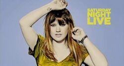 SNL Kelly Clarkson
