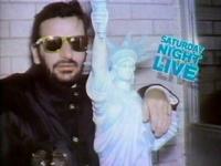 SNL 1984 Ringo Starr