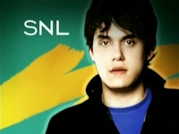 SNL John Mayer