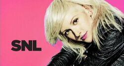 SNL Ellie Goulding