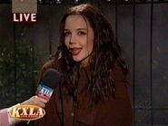 SNL Katie Holmes - Drew Barrymore