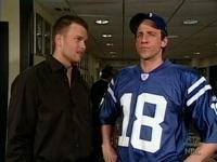 SNL Seth Meyers - Peyton Manning