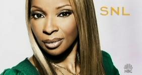 SNL Mary J. Blige
