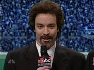 Jimmy Fallon as Dennis Miller