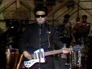 SNL John Belushi as Roy Orbison
