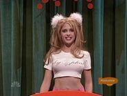SNL Sarah Michelle Gellar - Britney Spears