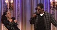 SNL Nasim Pedrad - Alicia Keys