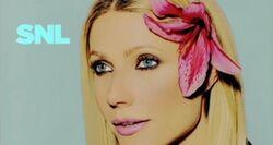 SNL Gwyneth Paltrow