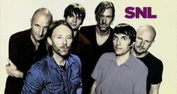 SNL Radiohead