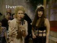SNL Drew Barrymore - Cher