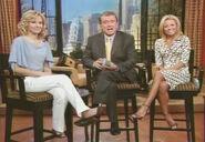 Kristen Bell - Live With Regis & Kelly (2005-04-11)