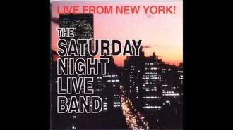 Saturday Night Live Band - Saturday Night Live Theme '81