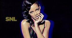 SNL Rihanna