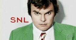 SNL Jack Black