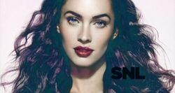 SNL Megan Fox
