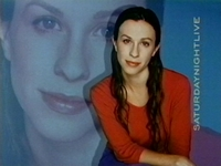 SNL Alanis Morissette